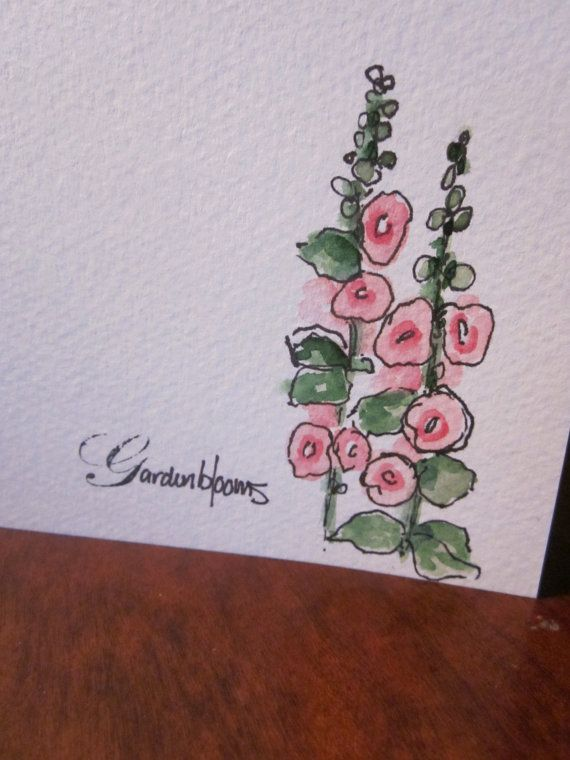 Simplicity Watercolor Card With Images Watercolor Cards