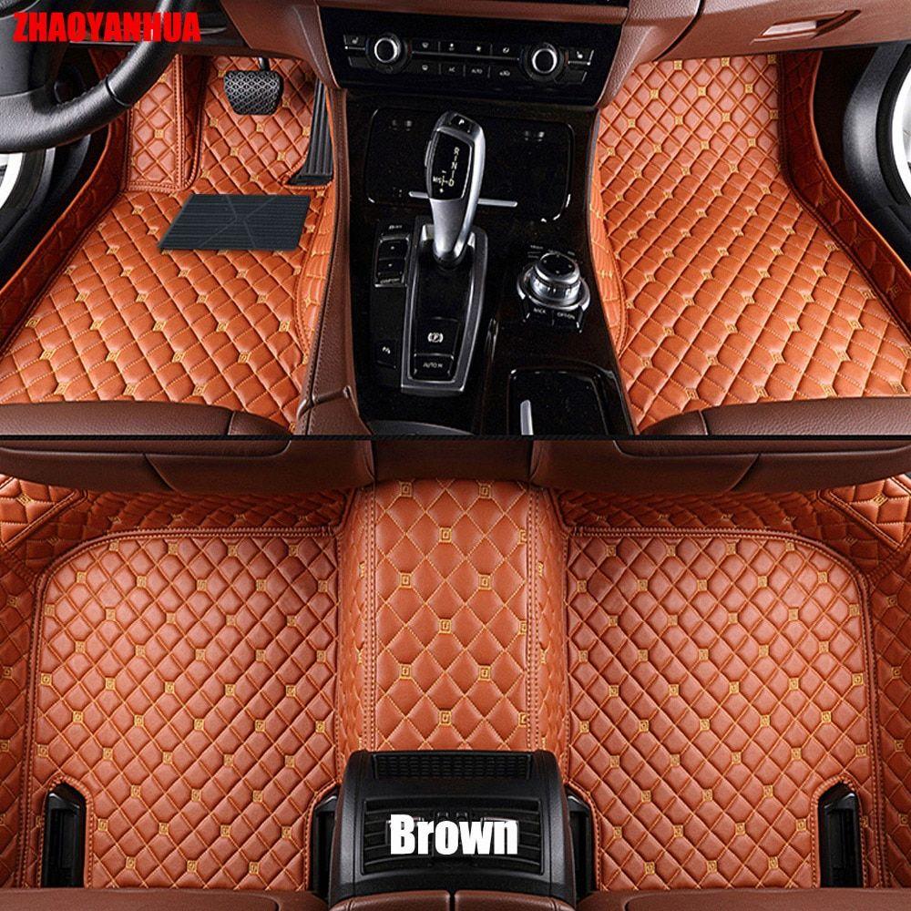 Zhaoyanhua Car Floor Mats For Bmw 3 Series E90 E91 E92 E93 316i 318i 320i 323i 325i 328i 330i 335i 320d 326d 6d Carpet L Car Floor Mats Bmw 3 Series Floor Mats