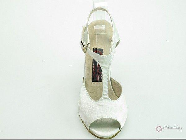 Natural Spin Bridal White