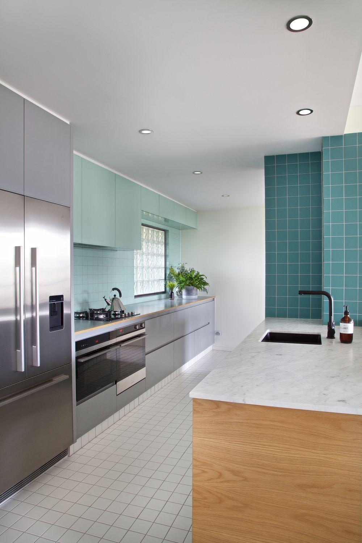Toowong Apartment, Kitchen, Interior Design, Brisbane, Queensland ...