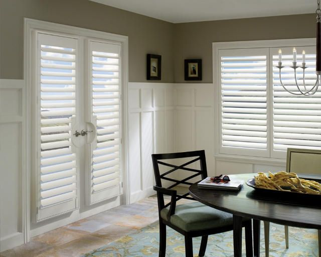 Vogue Shutters with PolySatin finish offers the traditional look of Plantation Style Shutters without the age old maintenance problems. Virtually maintenance free and made from Polyresin, this durable material is water resistant and will not blister, peel, flake, corrode or fade. Australian made Vogue Shutters are the perfect solution for any room inside or outside the home.
