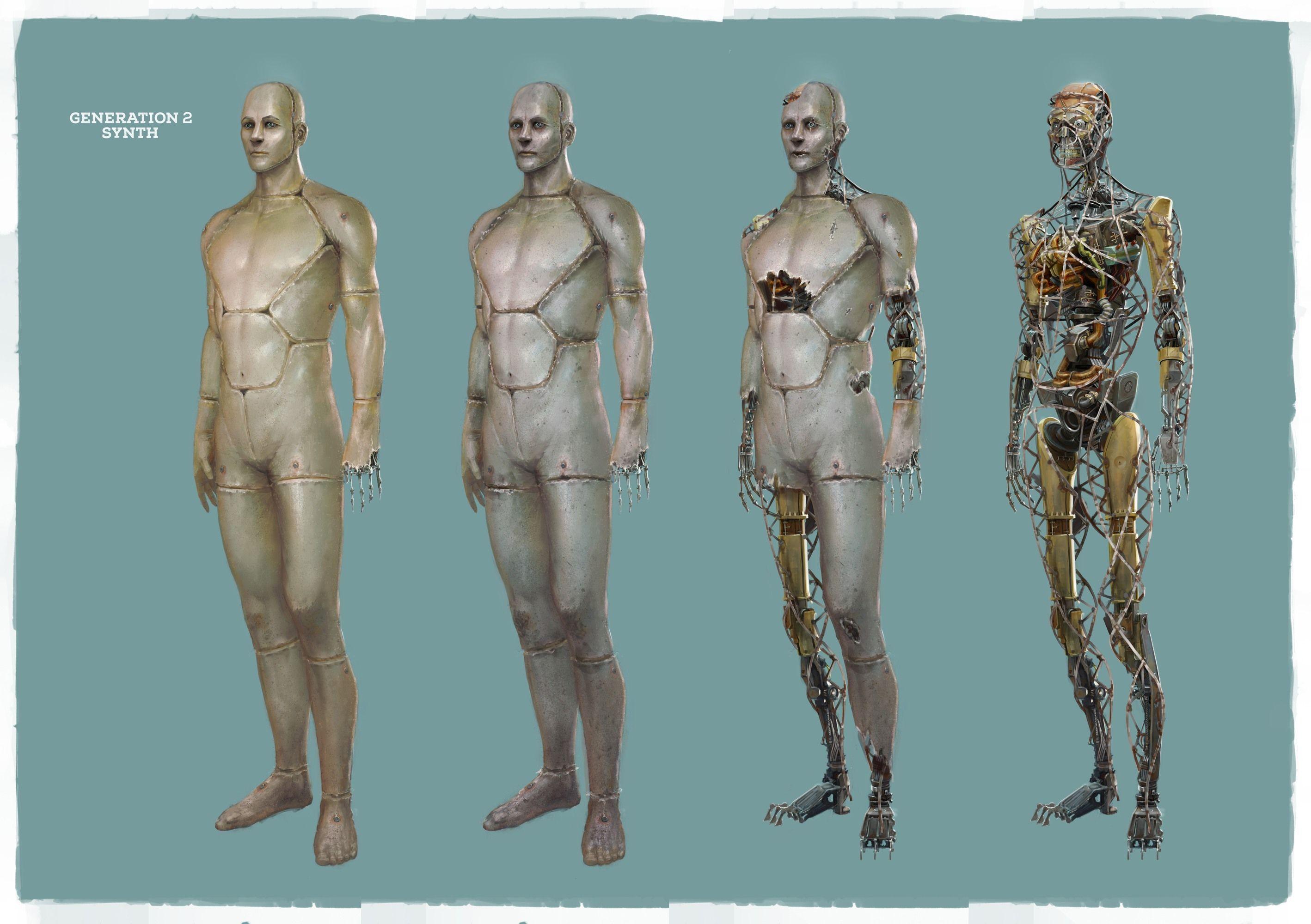 New Fallout  Concept Art Revealed Fallout Concept Art Fallout