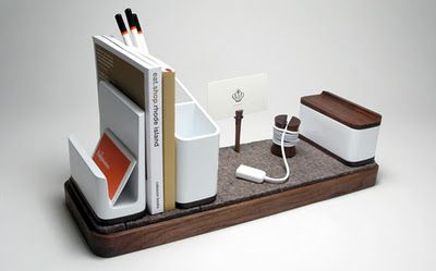 Creative Desk Organizers and Cool Desk Organizer Designs (20) 6