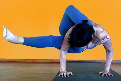 yoga teacher training instructor  vidya jacqueline heisel