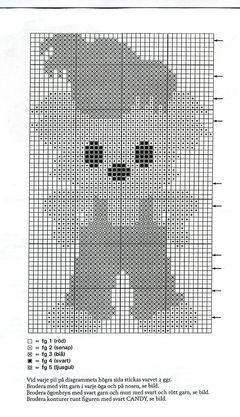 Sticka gulliga Bamsetröjan Handarbete Hemmets Journal