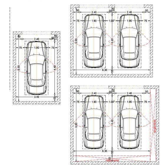 Pin by Christ on Ergonomics Garage design, Parking