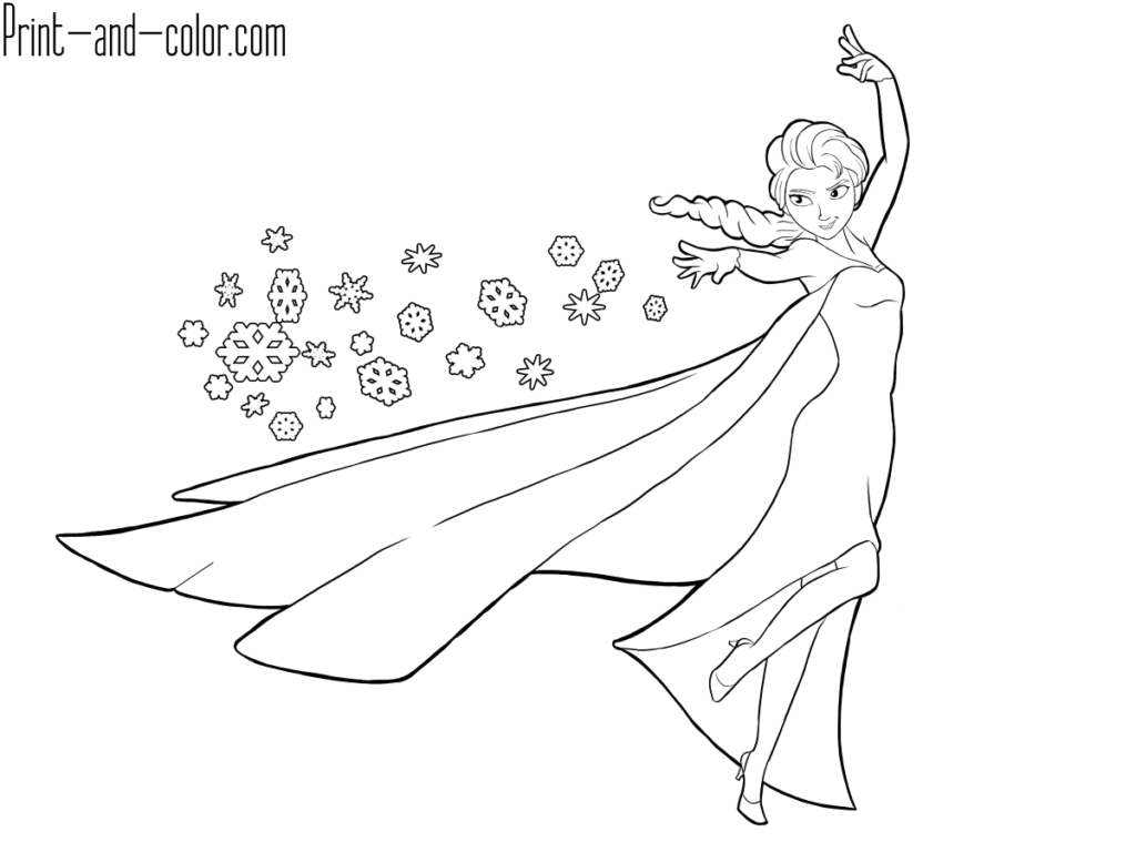 Frozen Coloring Pages Print And Color Com Frozen Coloring Pages Frozen Coloring Elsa Coloring Pages