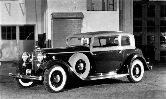 1932 Lincoln Brunn Double Entry Sport Sedan | Sports sedan ...