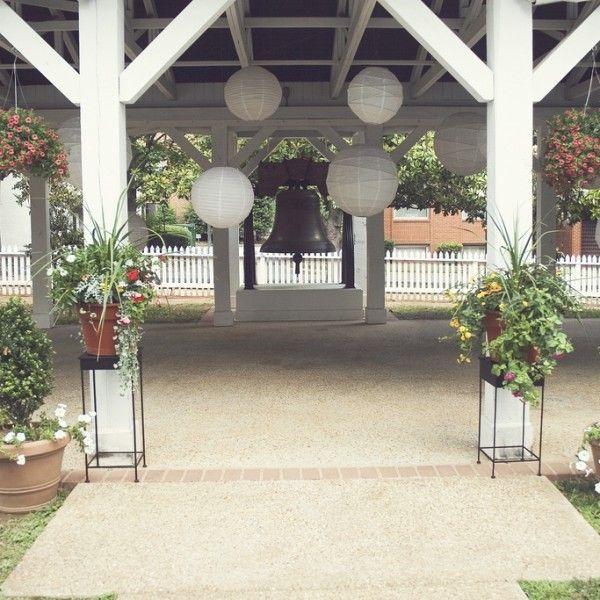 Reception At The Alabama Consution Village