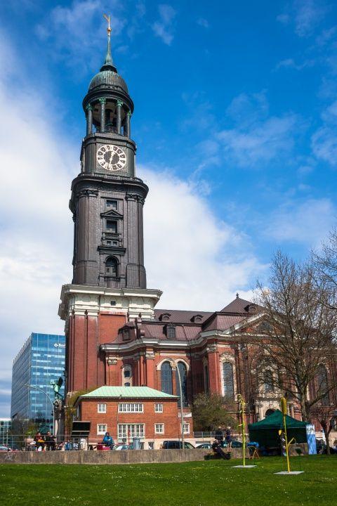 St Michaelis Kirche In Hamburg Deutschland Copperconcept Org Hamburg Hamburg Deutschland Hamburg Hafen