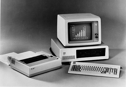 30 Jahre Ibm Personal Computer Der Beginn Der Pc Ara Kroker S
