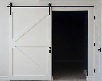 Classical Design Barn Door Hardware Sliding Door Kit 5ft 6ft 6 6ft 7 5ft 8ft 8 2ft 10ft 11ft 12ft 13ft 14ft 15ft 16ft Diy Barn Door Barn Door House