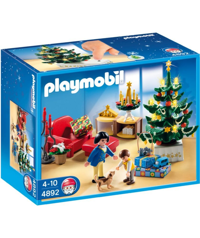 Playmobil 4892 Christmas Room At Argos Co Uk Your Online For