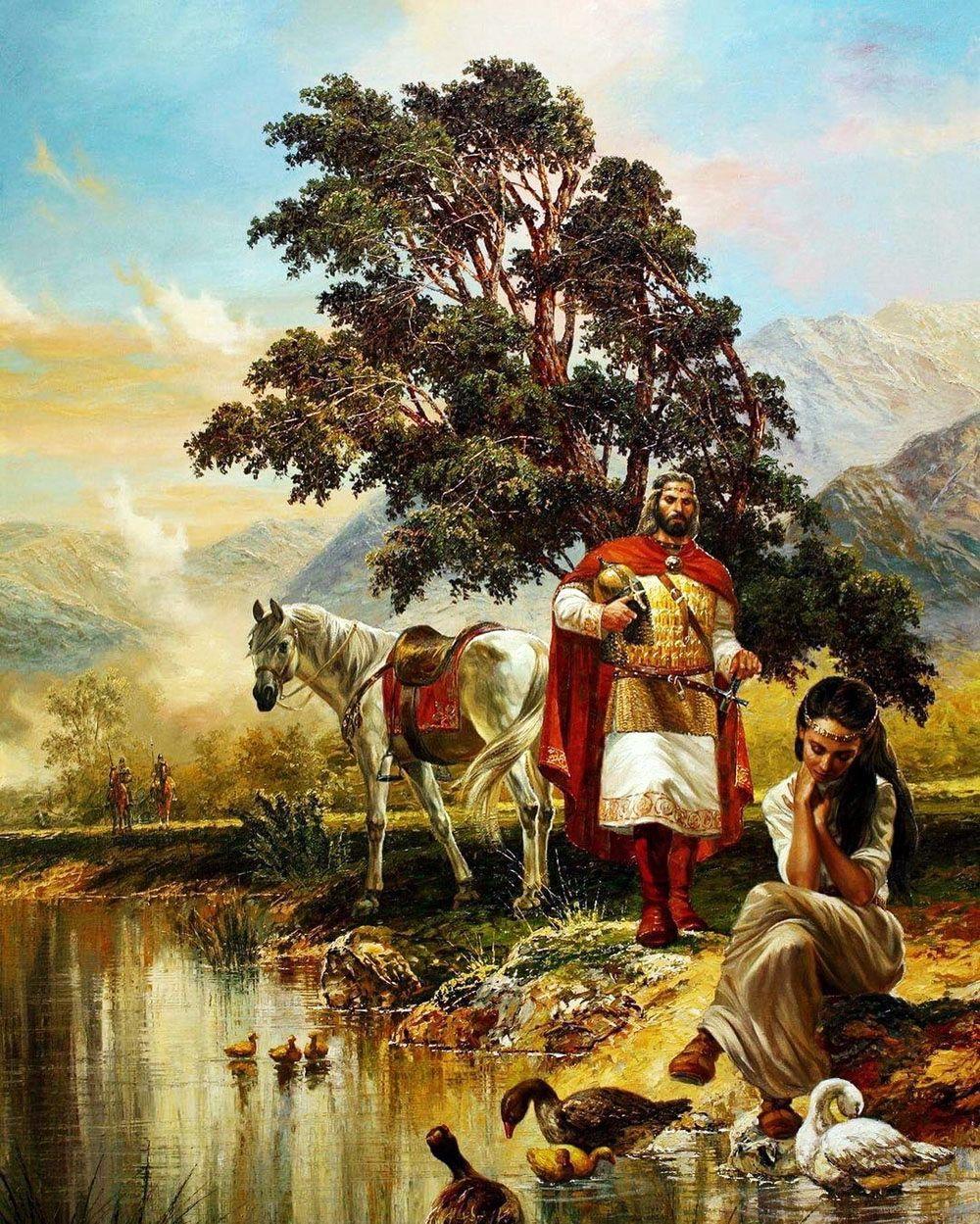 Фото картин болгарских художников