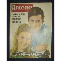 Revista Antena - Palito y Evangelina