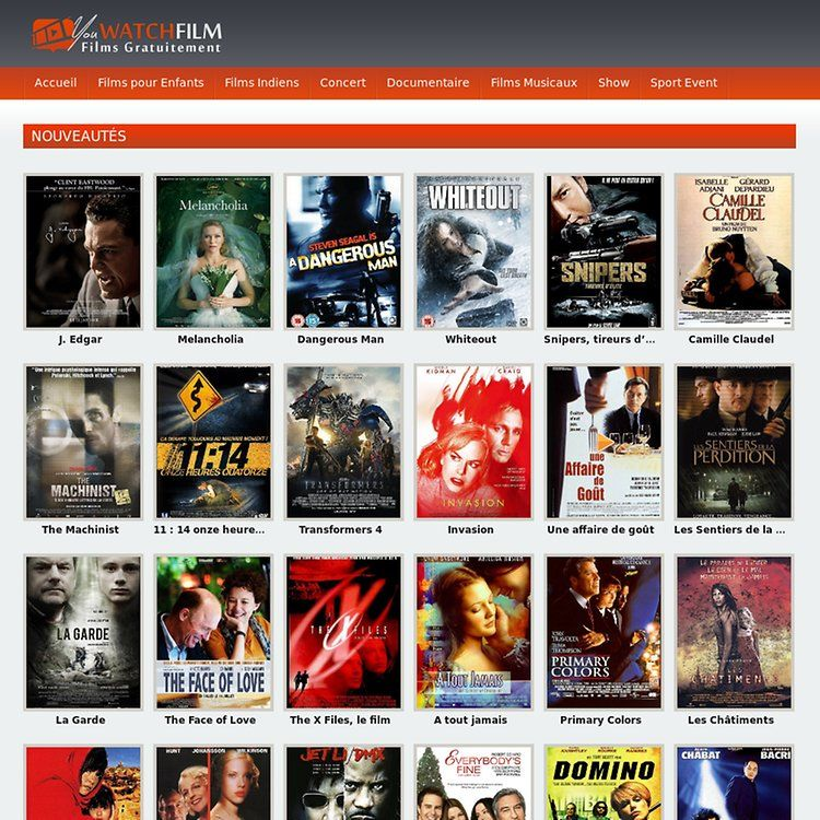 Film gratuitement sur youwatch streaming vf | Pearltrees
