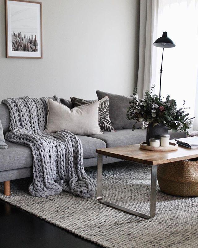 Carlos Felted Wool Flatweave Rug Grey Natural Gray Rug Living Room Living Room Scandinavian Rugs In Living Room