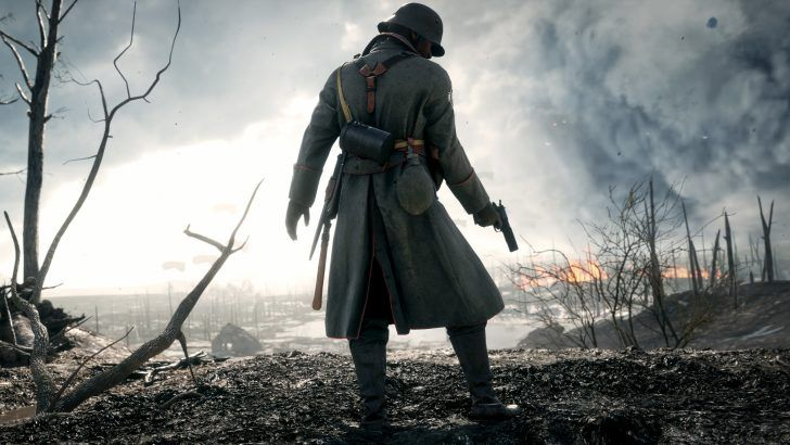Download Battlefield 1 Hd Game Wallpaper Soldier 2560x1440 Com