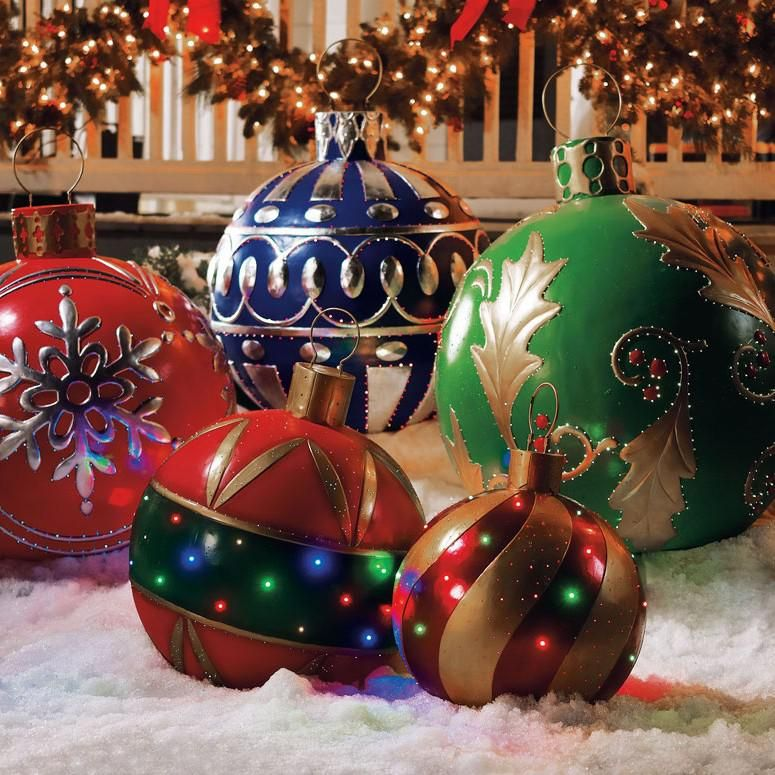 Decorating Designing Front Yard Landscape Xmas Lights Outdoor - christmas decorations for outside
