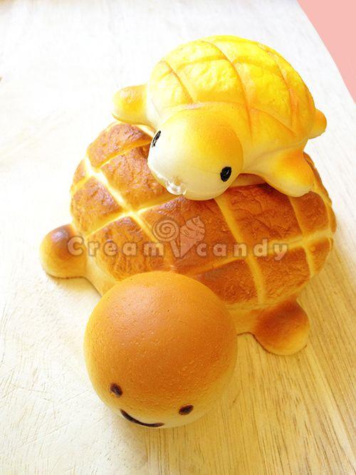Breadou Turtle Squishy