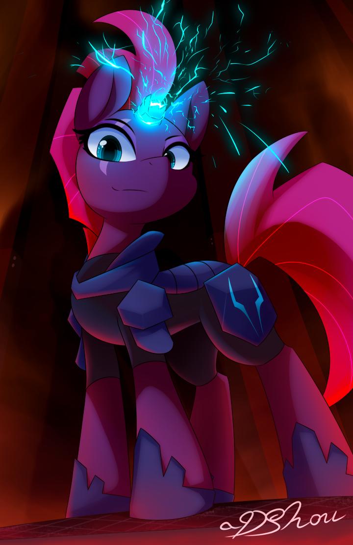 Tempest Shadow By Dshou My Little Pony Mlp Pony My Little Pony
