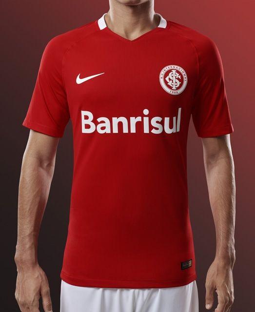 Camisa Internacional De Porto Alegre Rosa Nike