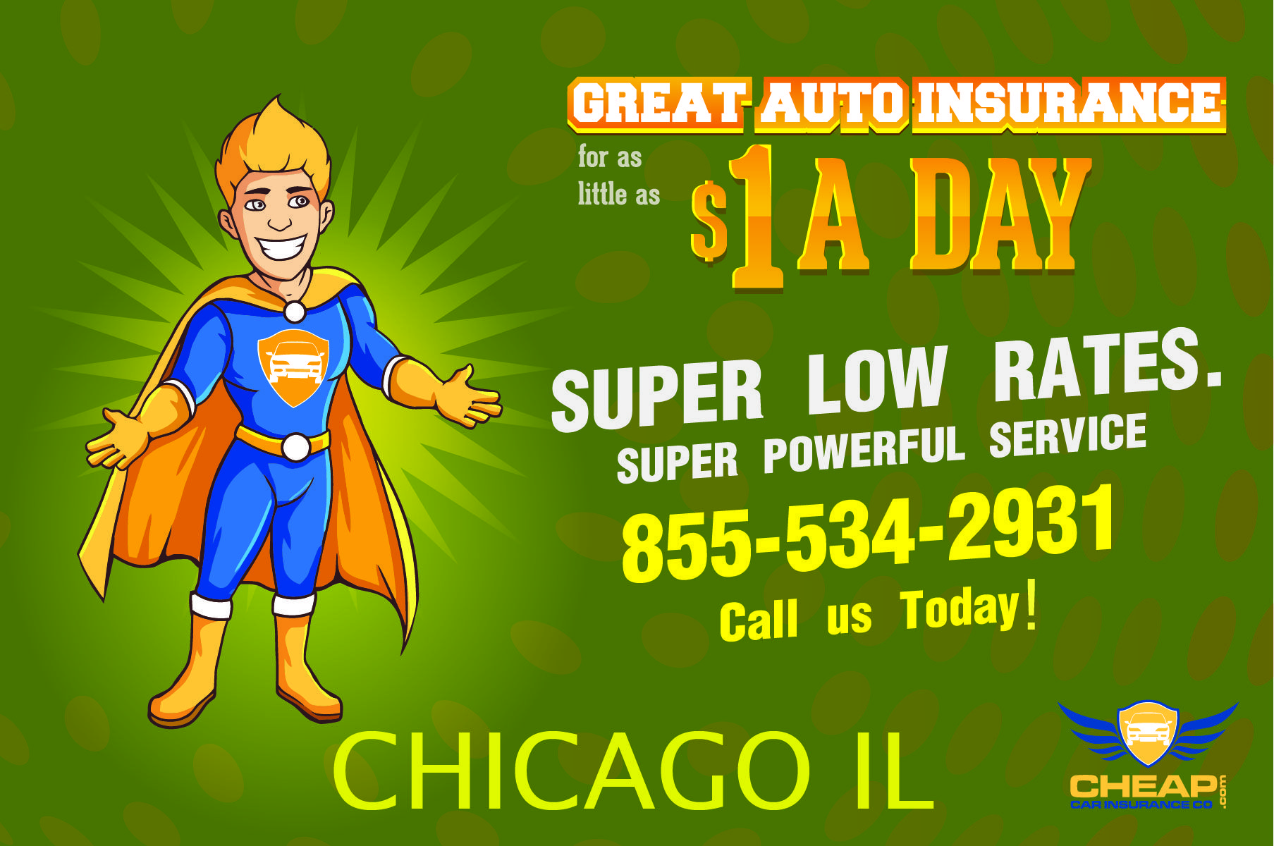 Affordable Car Insurance Chicago Illinois Are You Still Over