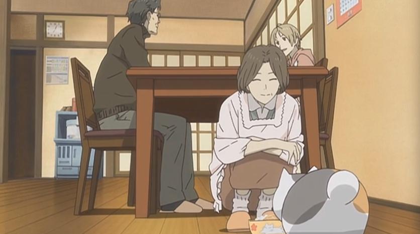 S04E04 Natsume's family now Shojo manga, Manga, Anime