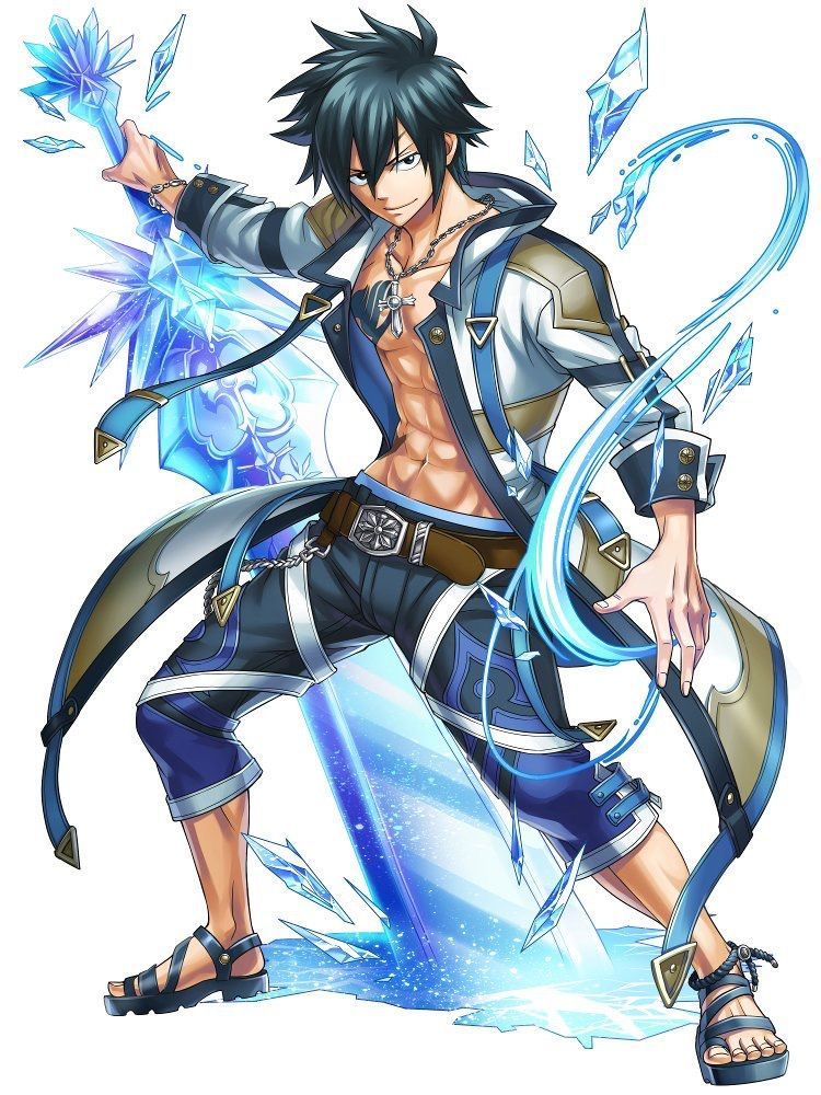 Ice Devil Slayer - Gray Fullbuster