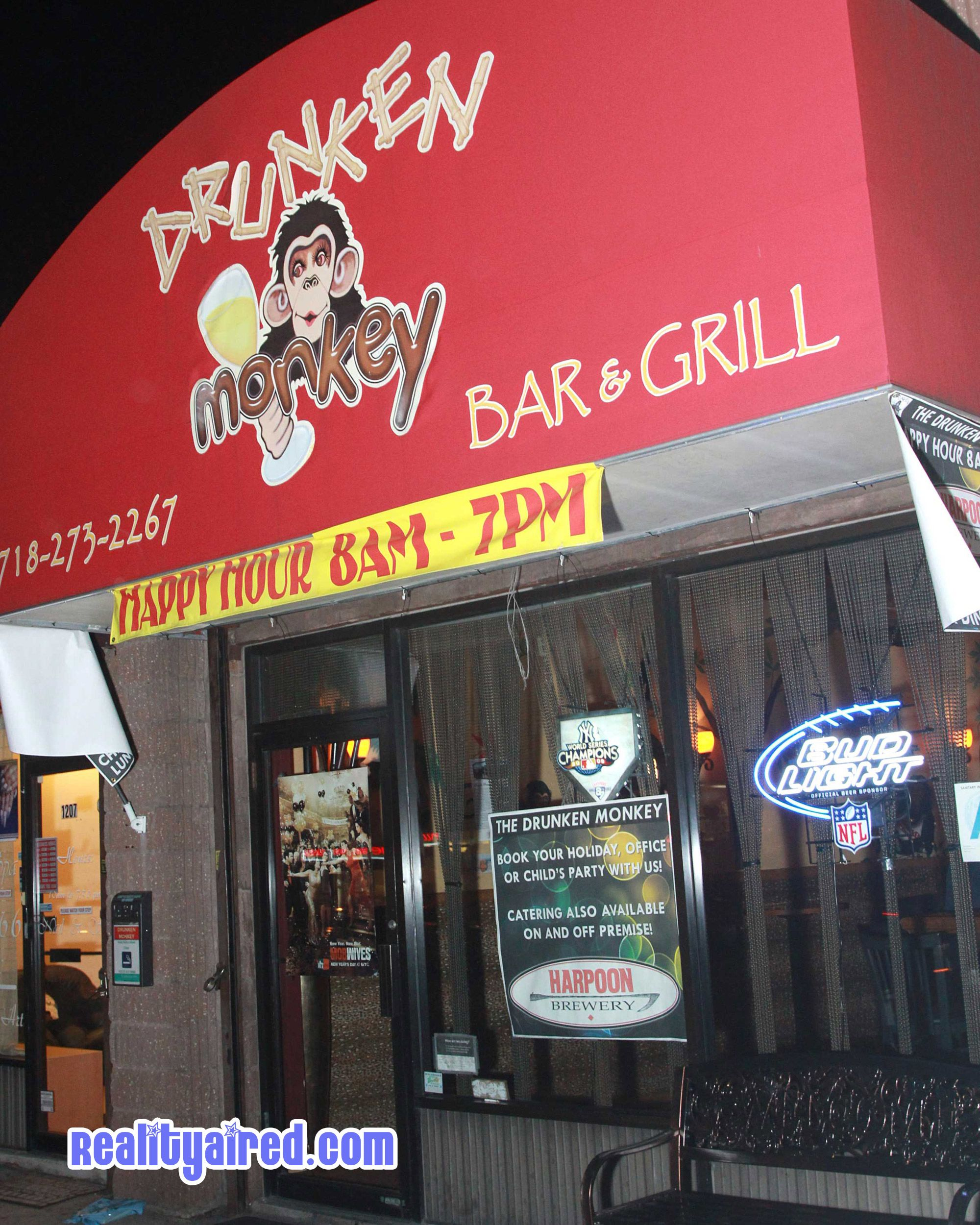 Drunken Monkey Bar Big Ang Reality Tv Reality Tv Shows