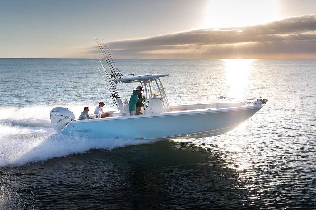 Pathfinder 2700 Open First Glance in 2020 Bay boats