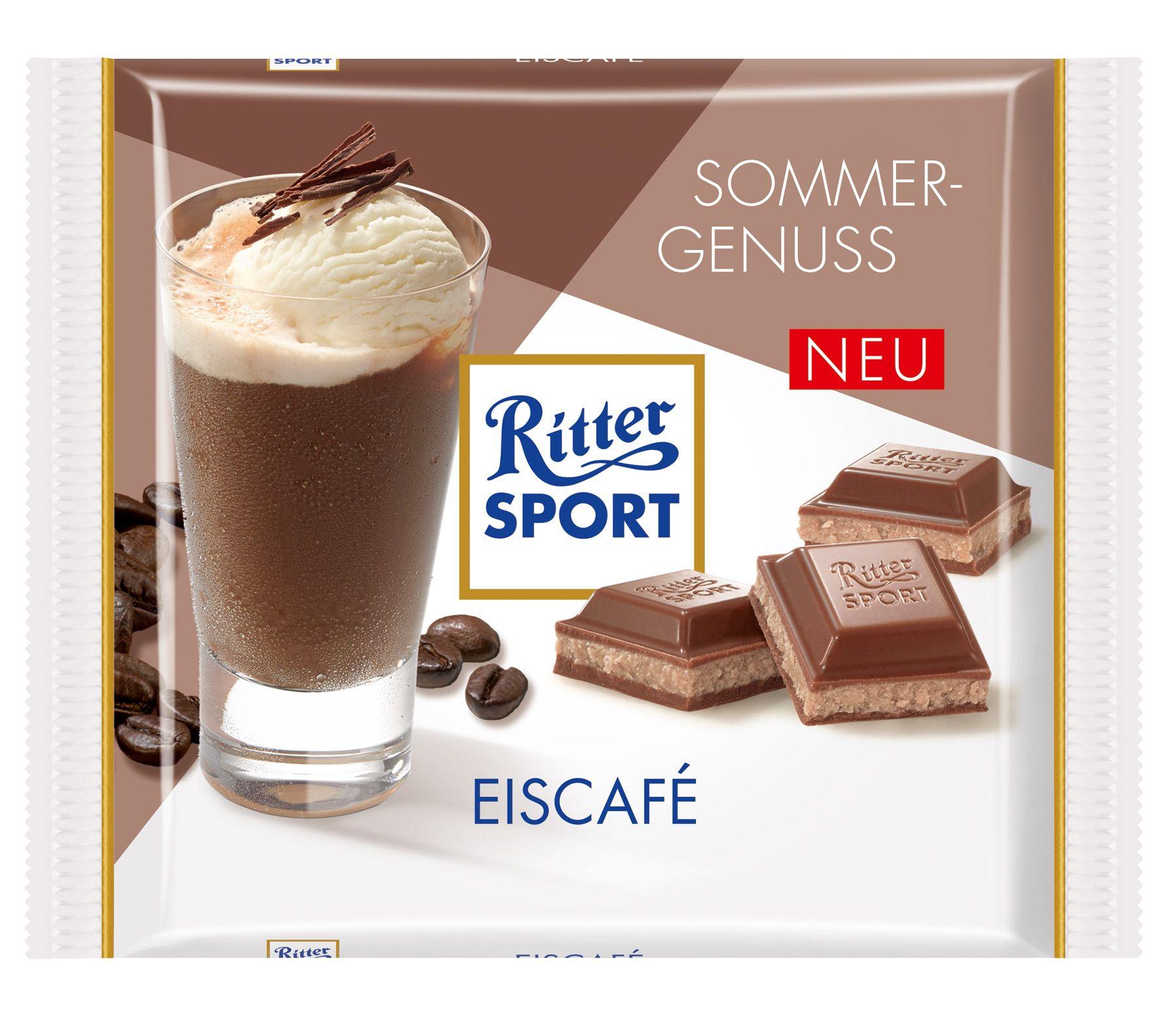 RITTER SPORT Eiscafé (2014) Ritter sport