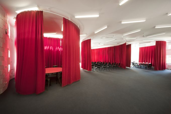 Fitzroy High School Melbourne Australia Inside The Spaces Remains Extremely Flexible And