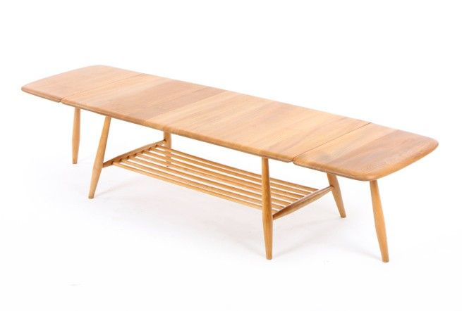 Ercol 456 Grand Windsor Coffee Table Ercol Furniture