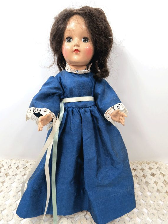 Vintage Toni Doll P-90 Ideal Doll  1940s  by UrbanRenewalDesigns