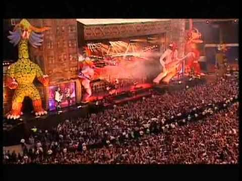 {Bon Jovi - Live In London At Wembley Stadium 1995 DVDrip}