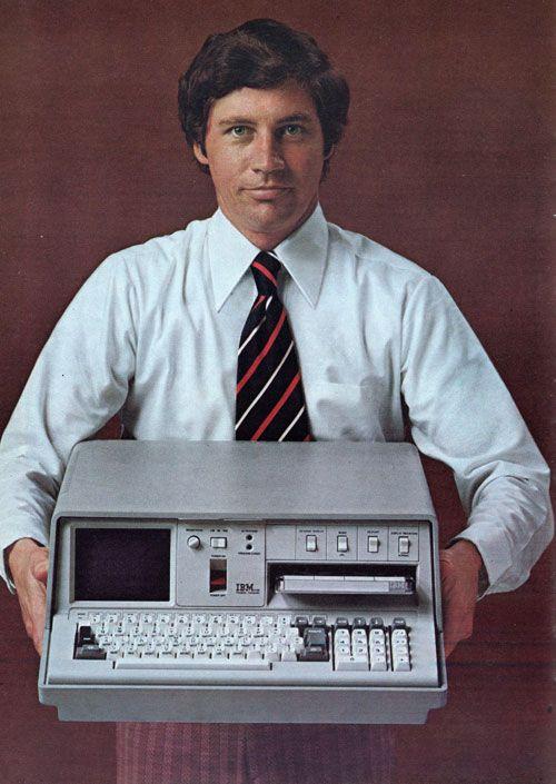 Αποτέλεσμα εικόνας για IBM 5100 portable microcomputer 1975