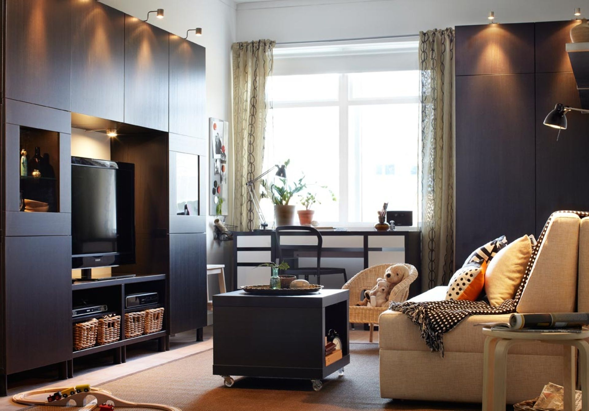 Astounding Ikea Living Room Ideas   Cheap living room sets ...