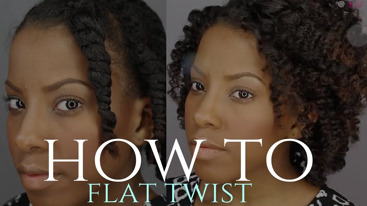 Flat Twist 101 Step By Step For Beginners Natural Hair Style Eugenia Says Natural Hair Twist Out Flat Twist Natural Hair Styles