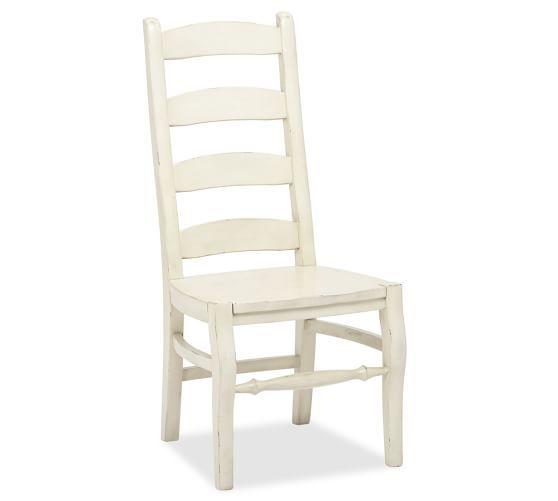 Wynn Ladderback Chair | Pottery Barn
