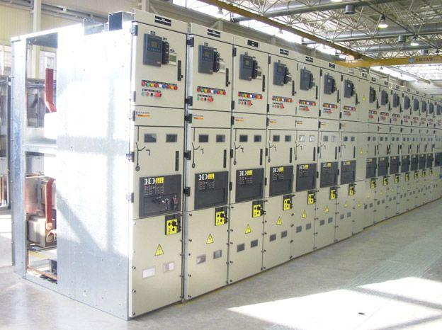 Distribution Substation 20 04kv Mcset Metal Clad