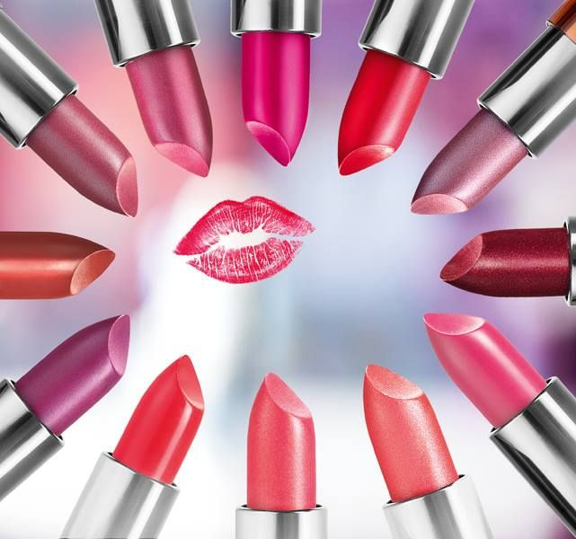 Oriflame The ONE 5 in 1 Colour Stylist Lipstick - available in 30 shades