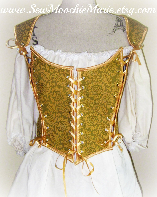 e505dd4192b renaissance corset - Google Search