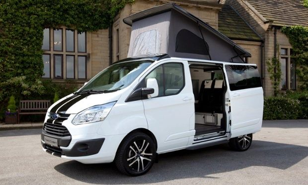 Wellhouse Ford Terrier Campervan Review Ford Transit Custom