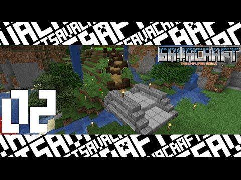 Savacraft 02 畑と小径 Amplified Multi マインクラフト Youtube