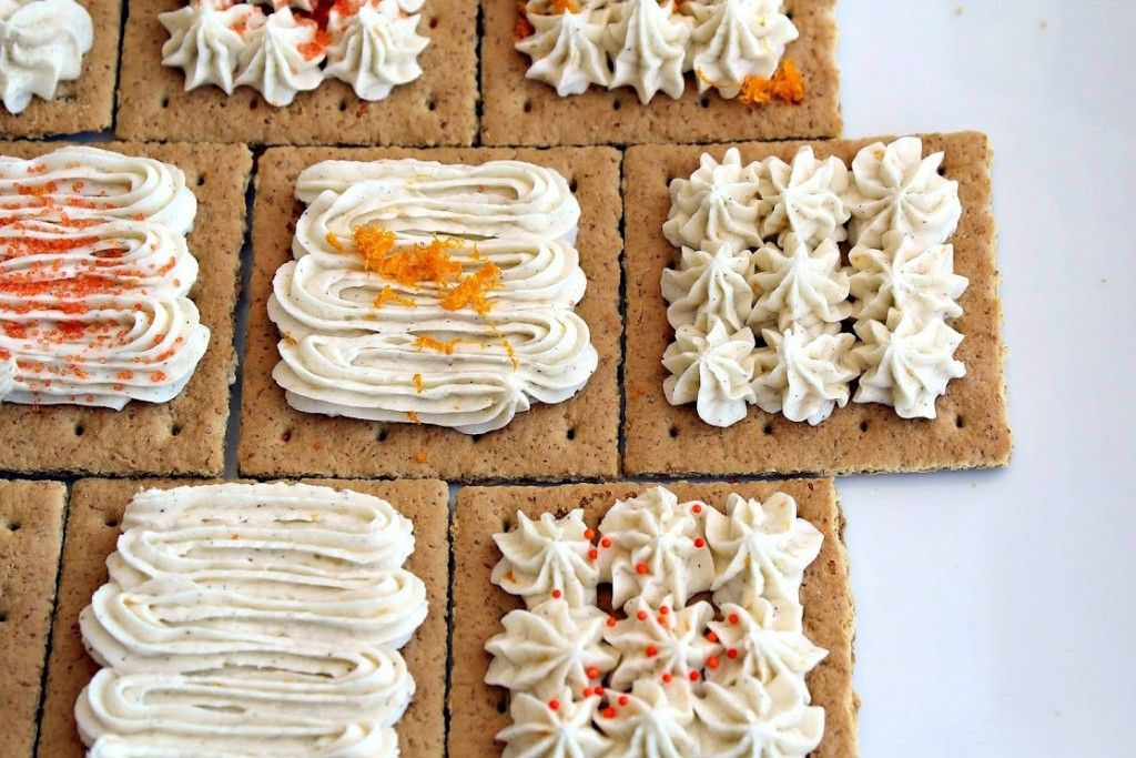 Orange Creamsicle Buttercream {giveaway ends 3/14/12}