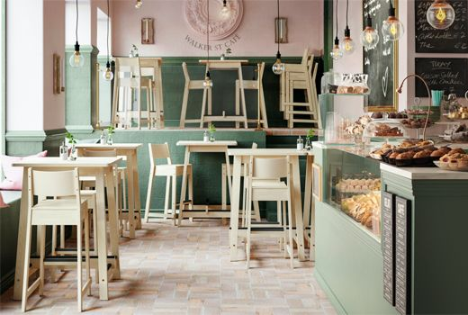 Beau IKEA Café Furniture