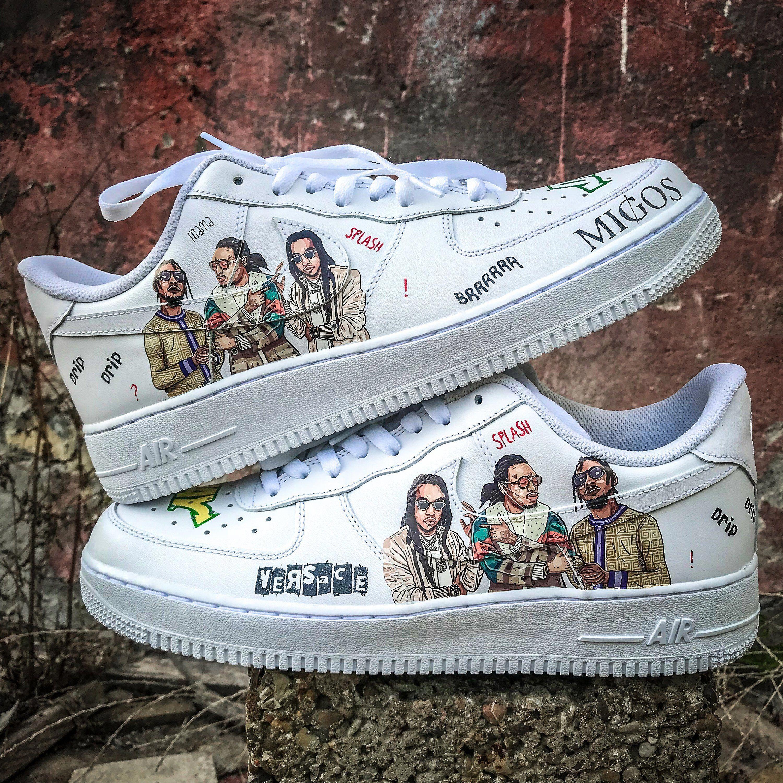 Custom sneakers Nike Air Force 1 \