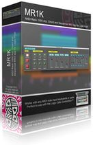 Download Free MR1K MIDI Rack for Logic Pro- Logic Café