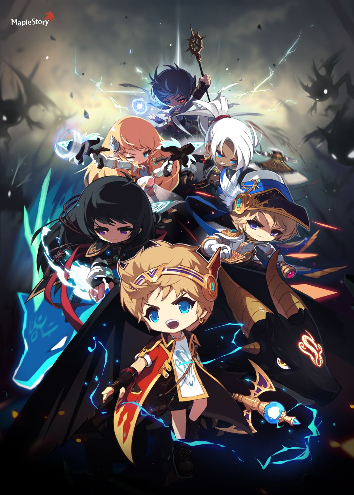 maplestory how to become hero